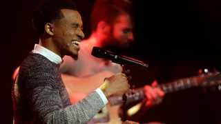 Jonathan McReynolds performs at the 47th Annual GMA Dove Awards at Lipscomb University in Nashville, Tenn. Picture: Wade Payne/Invision/AP, File