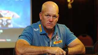 Stormers coach John Dobson. Photo: Ryan Wilkisky/BackpagePix