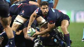 The Melbourne Rebels got their first taste of success against the New South Wales Waratahs at the Sydney Cricket Ground on Friday. Photo: @MelbourneRebels on twitter
