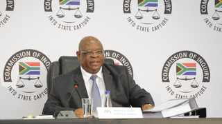 State Capture inquiry chairman, Deputy Chief Justice Raymond Zondo. Picture: Karen Sandison/African News Agency(ANA)
