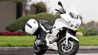 New 1151cc Norge GT is intended to rival the BMW R1200RT.