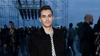 Dave Franco attends the Saint Laurent Spring/Summer 2019 Menswear Collection at Liberty State Park on Wednesday, June 6, 2018, in Jersey City, N.J. Picture: Evan Agostini/Invision/AP
