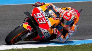 FILE - World Champion Marc Marquez. Photo: Gemunu Amarasinghe/AP