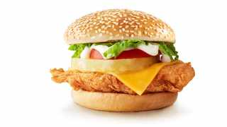 Let's face it, nothing slaps like a juicy chicken fillet and pineapple nestled in a fresh bun. Picture: www.kfc.co.zw/