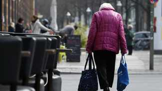 Special shopping hour for pensioners