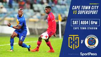 Cape Town City vs Supersport United: win double tickets