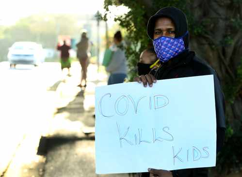 Covid-19 related deaths in SA increase to 4 172, over 11 000 new cases - IOL