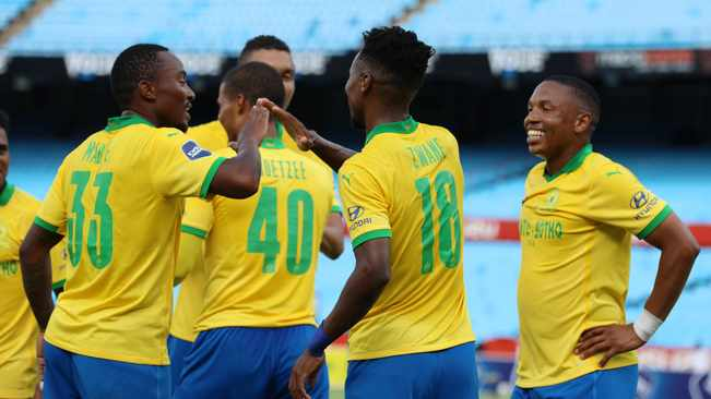 Mamelodi Sundowns are down but not out, Stellenbosch FC take note