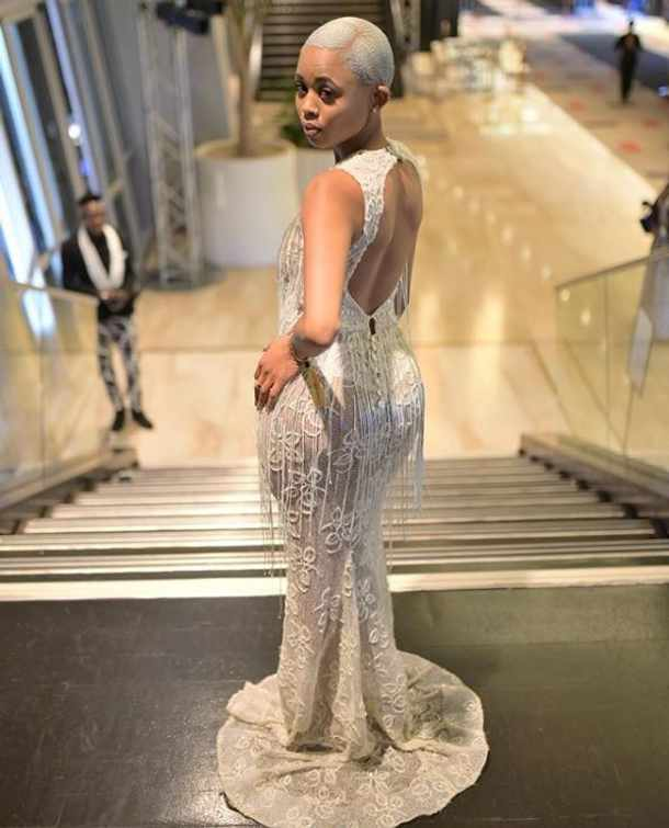 The Best Dressed Celebs At The Dstv Mzansi Viewers Choice Awards,Macy Dresses For Weddings
