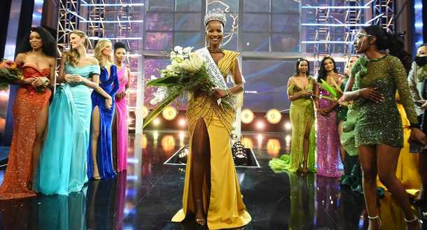 5 things to know about Shudufhadzo Musida, the newly-crowned Miss SA
