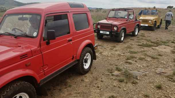 LOOKING BACK: We take a spin in the Suzuki Jimny and its four ancestors