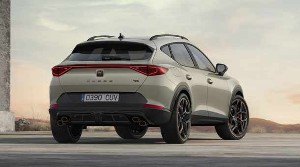Forbidden fruit: Cupra VZ5 is a sizzling Spanish SUV with Audi 5-cyl power