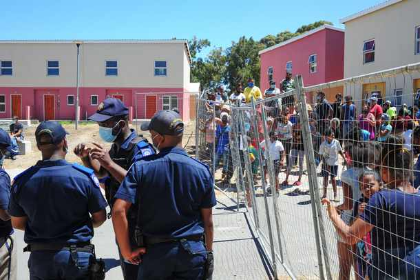 City of Cape Town's Durbanville housing allocations continue despite protest