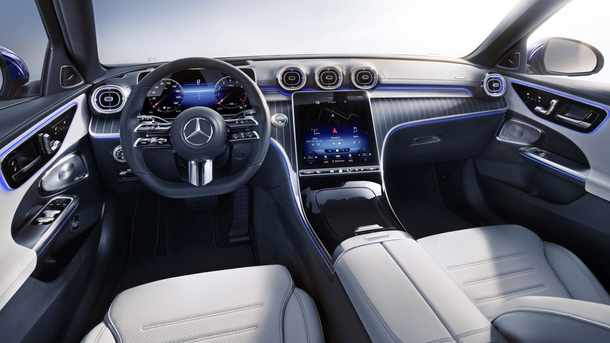 All-new Mercedes C-Class revealed: bigger, smarter and set to be built in SA