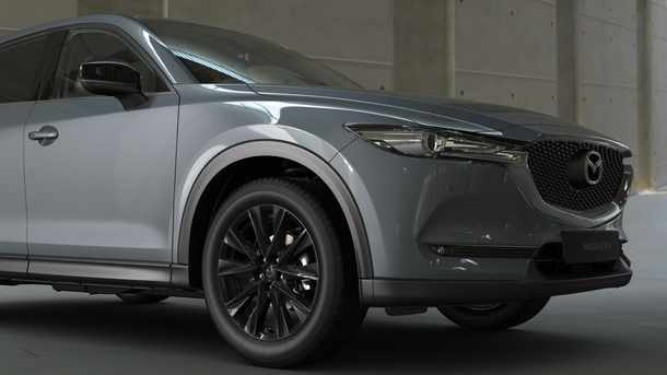 Mazda spices up CX-5 range with new Carbon Edition