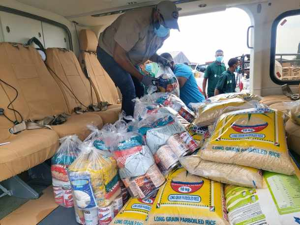 WATCH: Gift of the Givers delivers 300 food parcels in flood-stricken Kuruman
