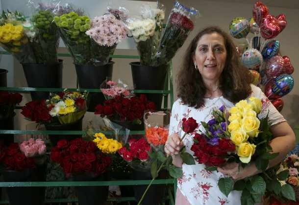 Florists suffer heavy losses ahead of Valentine's Day