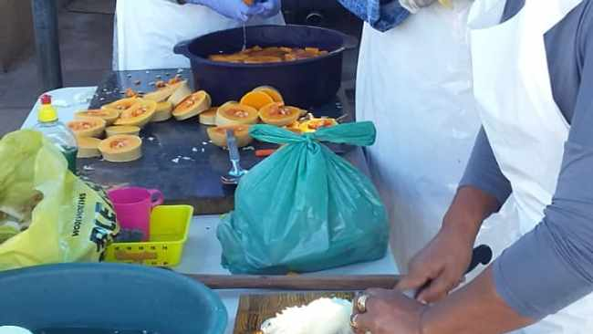 Ministry helps supply various coup kitchens in Cape Town ...