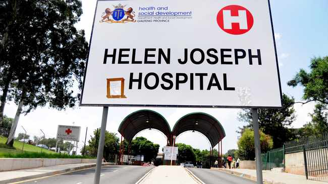 Gift of the Givers to drill boreholes at Helen Joseph Hospital to avert water crisis - IOL