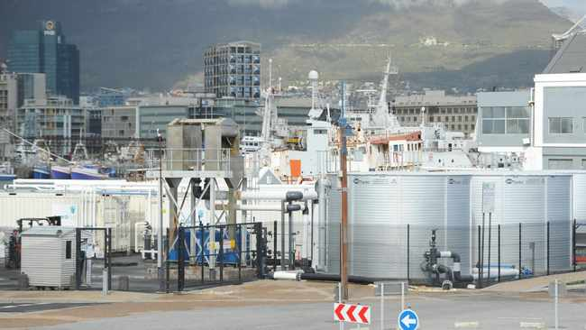 Managers at the desalination plant at the Waterfront intend to continue with litigation against the City due to the lack of progress in reaching a settlement. Picture: Henk Kruger/ANA/African News Agency
