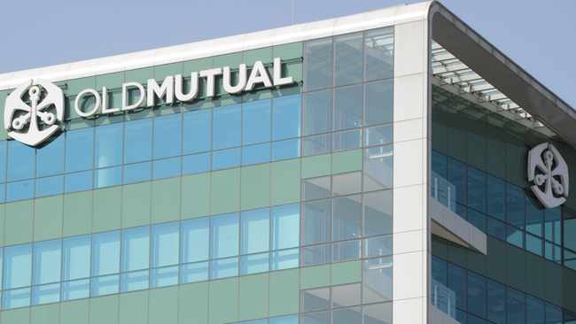 At the May AGM, Old Mutual became South Africa's second Top 40 listed group, after Shoprite, where shareholders voted against the remuneration of executives. Photo: Karen Sandison/African News Agency (ANA)