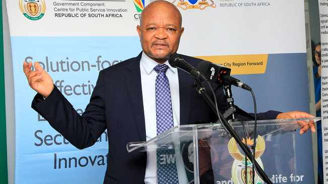 Public Service and Administration Minister Senzo Mchunu. Picture: Dimpho Maja/African News Agency(ANA)