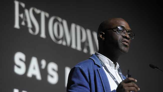 Fast Company editor in chief Wesley Diphoko. PHOTO: Armand Hough/African News Agency (ANA)