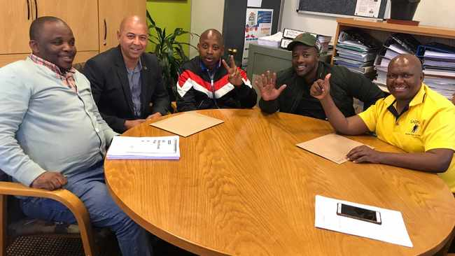 The special request for a council meetings was submitted by the AIC's Tshonono Buyeye, the ANC's Andile Lungisa, the UDM's Mongameli Bobani, the PA's Marlon Daniels and the EFF's Zilindile Vena on Friday.  Photo: Supplied