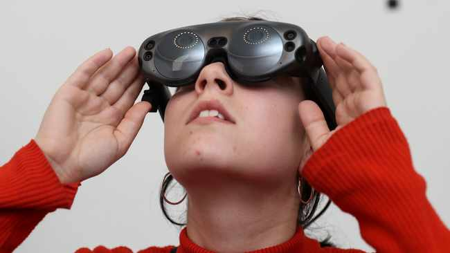 The worldwide market for Augmented Reality is growing fast and the widespread adoption of AR technologies involves an irrefutable impact on society. File Image: IOL.