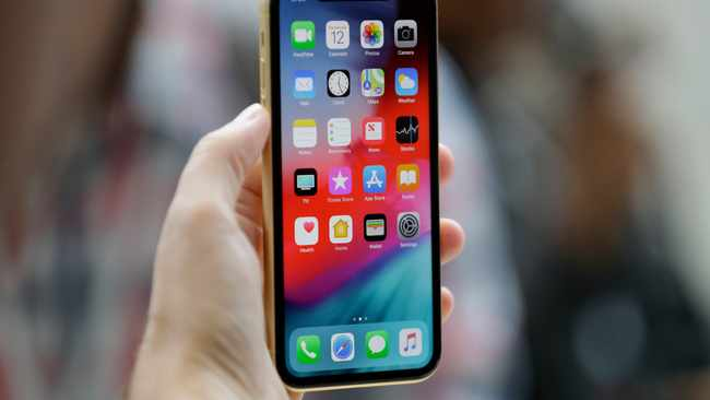 QuotesAdvisor.com has analysed its website traffic and the results suggest that the majority of smartphones that visit the website are Apple iPhones.   Photo: (AP Photo/Marcio Jose Sanchez, File)
