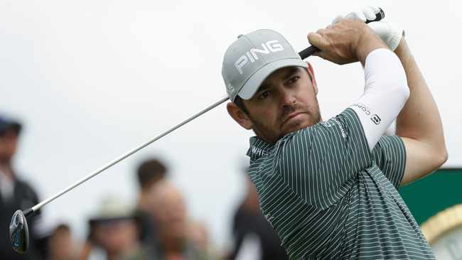 South Africa's Louis Oosthuizen has never triumphed at the Gary Player Country Club. Photo: AP Photo/Matt Dunham