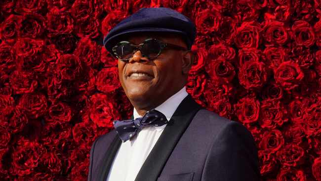 Samuel L. Jackson poses for a photo on the red carpet at the grand opening of Tyler Perry Studios on Saturday, Oct. 5, 2019, in Atlanta. Picture: AP