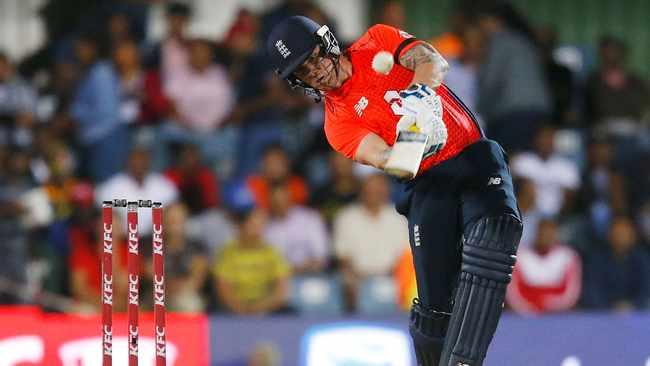 England's Jason Roy is ready to play in empty stadiums if the post-coronavirus situation demands so, said the opener who got a taste of it in his last outing. Photo: Reuters/Rogan Ward