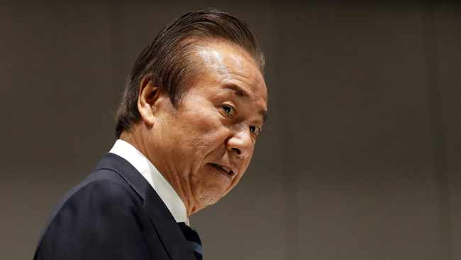 Haruyuki Takahashi, a former executive at the advertising agency Dentsu Inc, was paid $8.2 million by the committee that spearheaded Tokyo's bid for the 2020 Games, according to financial records reviewed by Reuters. Photo: Reuters/Issei Kato