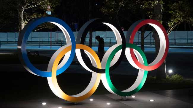 The Tokyo Olympics were postponed in March, but there are still more questions than answers about the new opening on July 23, 2021 and what form those games will take. Picture: Jae C. Hong/AP