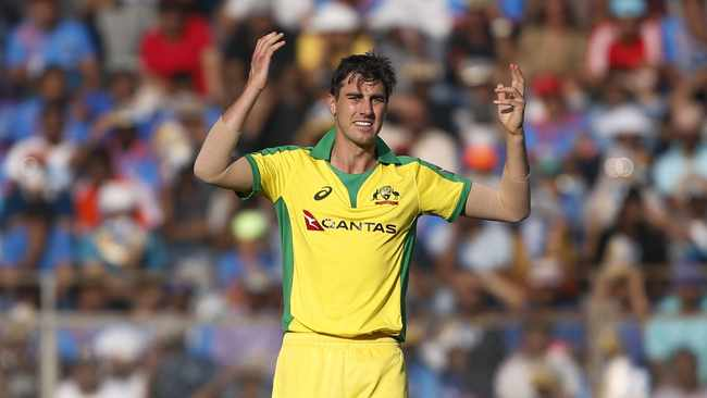 Australia's Pat Cummins was one of the sought after players in the IPL auction. (Photo: Surjeet Yadav/IANS)