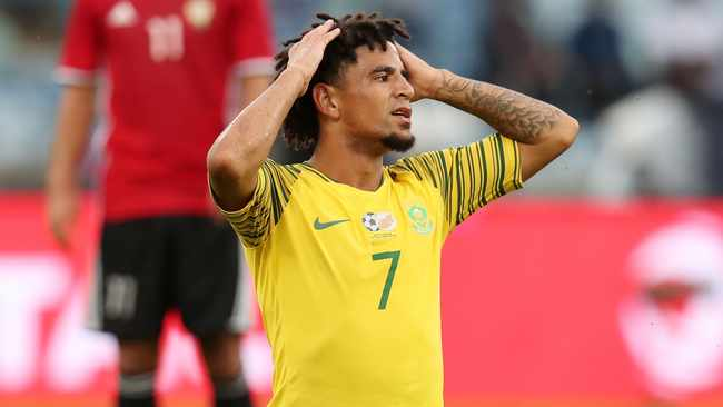 Keagan Dolly has battled back from a broken leg, and encountered further complications in his recovery. Photo: Muzi Ntombela/BackpagePix