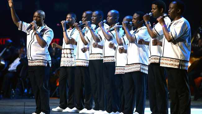 Ladysmith Black Mambazo is coming back home in South Africa on Thursday, March 19 2020, due to their USA tour being suspended following the Covid-19 outbreak. File picture: Thobile Mathonsi/African News Agency (ANA)  Picture: Thobile Mathonsi/African News Agency/ANA