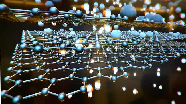 Graphene could easily become a battlefield in international power play in the coming years. Photo: Pixabay