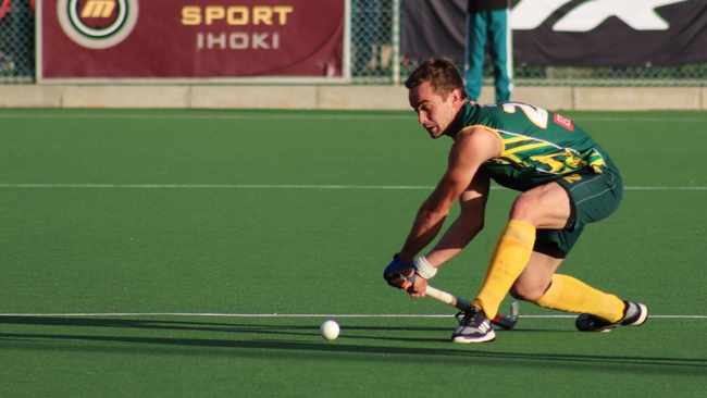 South African Hockey seal Olympic qualification in Stellies