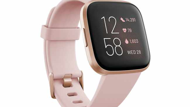 Fitbit has announced the launch of Fitbit Versa 2, the next generation of its best-selling smartwatch. Photo: Supplied