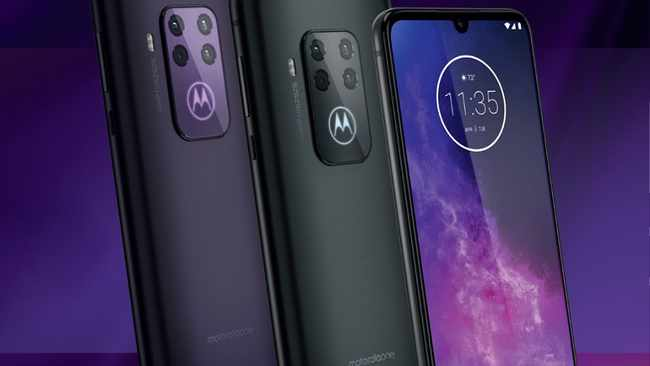 At Lenovo's annual Tech Life event, Lenovo unveiled an array of a new smarter home, laptop, AR and mobile devices including two new Motorola devices. Photo: Motorola