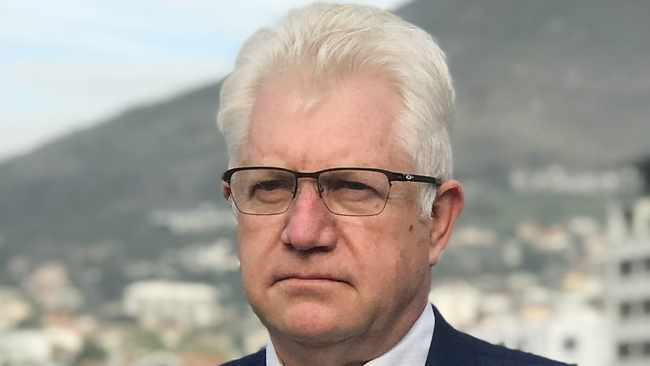Premier Alan Winde Photo: Supplied / Western Cape government