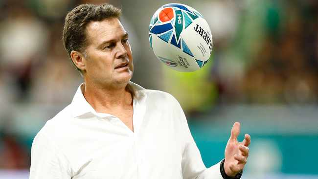 The Irish will be a big threat, and I will be nervous if we play them, Rassie Erasmus admitted. Photo: Steve Haag Sports / Hollywoodbets