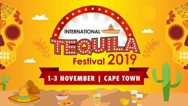 Win tickets to International Tequila Festival 2019 in Cape Town. Pic: Supplied