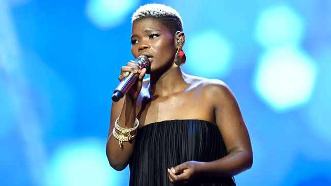 Viggy bows out of Idols SA after making it to the top 5. PIC: Supplied