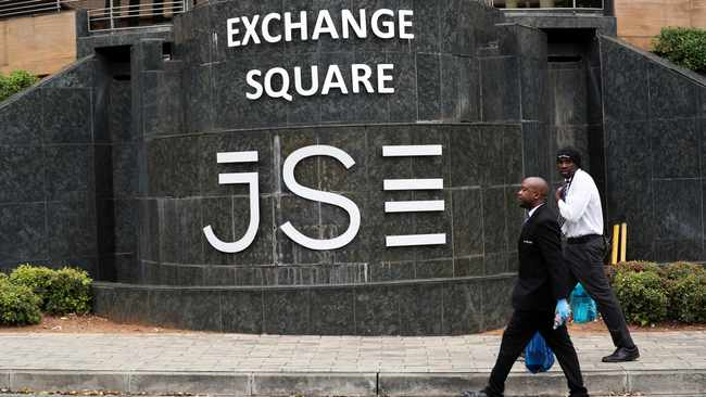 South Africa's stock market is set for its worst quarter on record as the coronavirus ravages global equities. Photo: Reuters