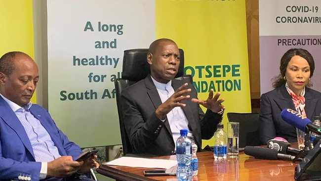 Dr Zweli Mkhize  Picture: Twitter