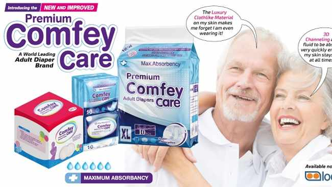 The Nappy Warehouse provides quality, affordable products for adult incontinence