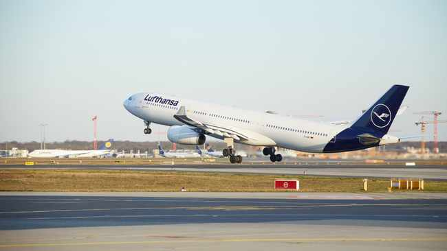 The Lufthansa Group airlines plan to offer around 1,800 weekly roundtrips to more than 130 destinations worldwide by the end of June. Picture: Supplied.